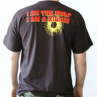 t-shirt metal uomo Walls of Jericho - Wolf - RAGEWEAR, RAGEWEAR, Walls of Jericho