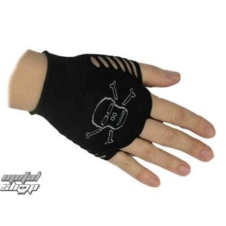 guanti donna senza dita nylon Lebka 1 - 59040-003