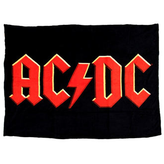 coperta AC / DC - Logo - HMB, HALF MOON BAY, AC-DC