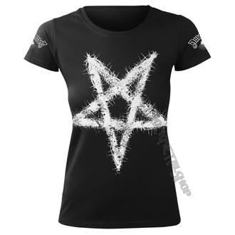 t-shirt hardcore donna - PENTAGRAM - AMENOMEN, AMENOMEN