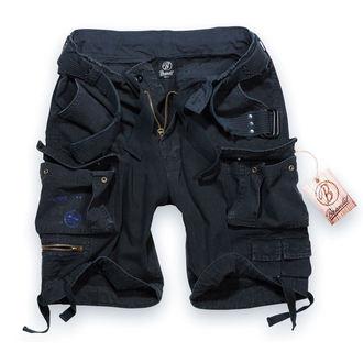 pantaloncini uomo BRANDIT - Gladiator Vintage Shorts Nero - 2001/2