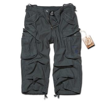 pantaloncini uomo 3/4 BRANDIT - Industria Vintage Anthracite, BRANDIT