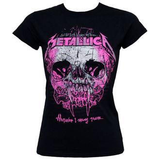 t-shirt metal donna Metallica - Wherever I May Roam - NNM - RTMTLGSBWHE
