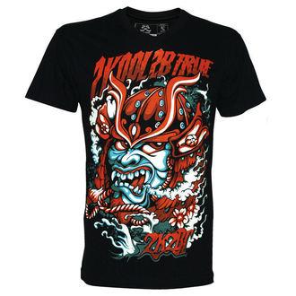 t-shirt hardcore uomo - Samurai - 2K2BT, 2K2BT