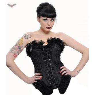 corsetto donna QUEEN OF DARKNESS, QUEEN OF DARKNESS