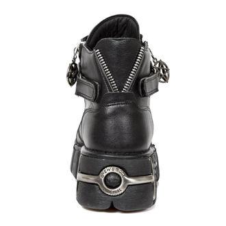 stivali in pelle uomo - NEW ROCK