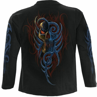Maglietta da uomo a maniche lunghe SPIRAL - OBLIVION - Nero, SPIRAL