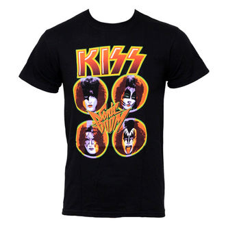 t-shirt metal uomo Kiss - Sonic Boom - LIVE NATION, LIVE NATION, Kiss