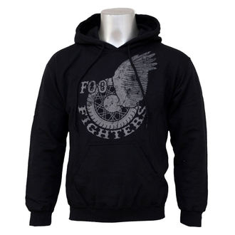 felpa con capuccio uomo Foo Fighters - Wings - LIVE NATION, LIVE NATION, Foo Fighters