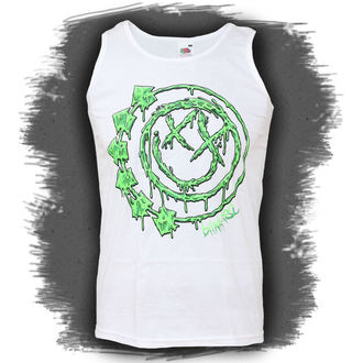 t-shirt uomo Blink 182 - White Slimer, ATMOSPHERE, Blink 182