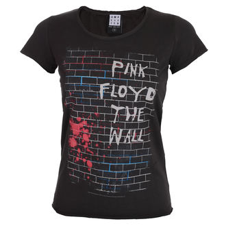 t-shirt metal donna Pink Floyd - THE WALL - AMPLIFIED, AMPLIFIED, Pink Floyd