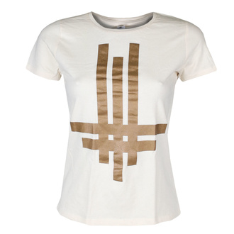 t-shirt metal donna Behemoth - Tri Cross - KINGS ROAD, KINGS ROAD, Behemoth