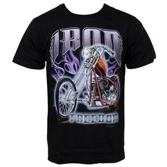t-shirt uomo - Iron Ride - Hero Buff, Hero Buff