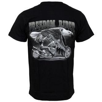 t-shirt uomo - Freedom Ride - Hero Buff, Hero Buff