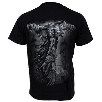 t-shirt uomo - Crucifixion Death - Hero Buff, Hero Buff