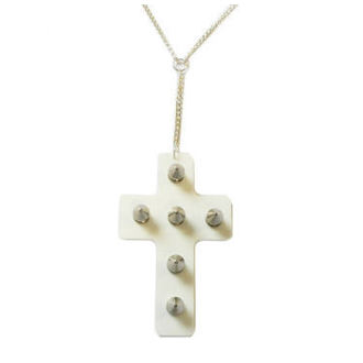 collana Extreme Largeness - Mirror Cross, Extreme Largeness