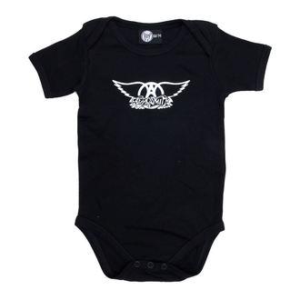 corpo bambino Aerosmith - Logo - Nero, Metal-Kids, Aerosmith