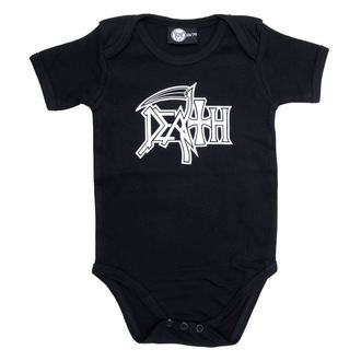 corpo bambino Death - Logo - Nero, Metal-Kids, Death