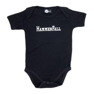 corpo bambino Hammerfall - Logo - Nero