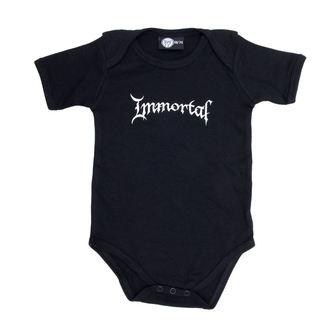corpo bambino Immortal - Logo - Nero, Metal-Kids, Immortal