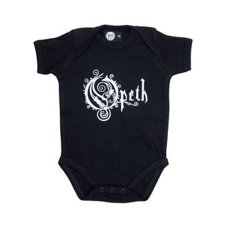 corpo bambino Opeth - Logo - Nero, Metal-Kids, Opeth