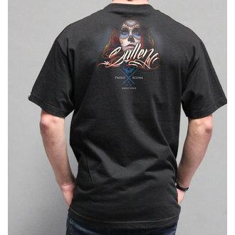 t-shirt hardcore uomo - Acuna Badge - SULLEN, SULLEN