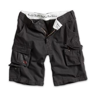 pantaloncini uomo SURPLUS - Trooper Shorts - Nero
