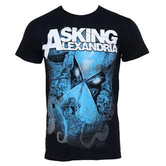 t-shirt metal uomo Asking Alexandria - Hourglass - PLASTIC HEAD, PLASTIC HEAD, Asking Alexandria