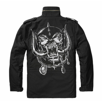 Giacca invernale da uomo BRANDIT Motörhead M65 61003-black, BRANDIT, Motörhead