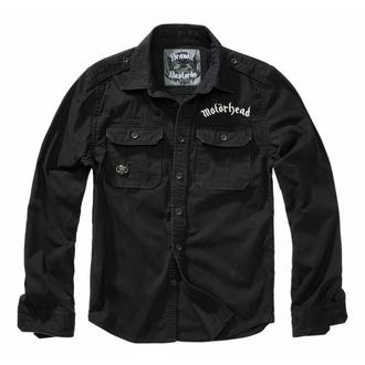 Camicia da uomo BRANDIT - Motörhead - Vintage ▾, BRANDIT, Motörhead