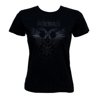t-shirt metal donna Behemoth - Logo - PLASTIC HEAD, PLASTIC HEAD, Behemoth