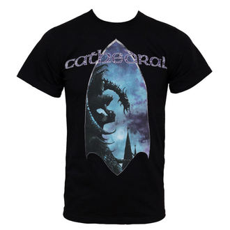 t-shirt metal uomo Cathedral - The Last Spire - PLASTIC HEAD, PLASTIC HEAD, Cathedral