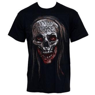 t-shirt metal uomo Cannibal Corpse - Skull - PLASTIC HEAD, PLASTIC HEAD, Cannibal Corpse