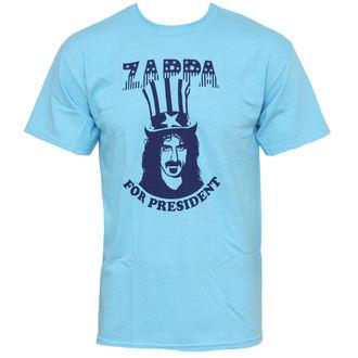 t-shirt metal uomo Frank Zappa - Zappa For President - PLASTIC HEAD, PLASTIC HEAD, Frank Zappa