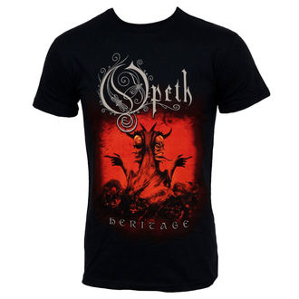 t-shirt metal uomo Opeth - Herigage - PLASTIC HEAD, PLASTIC HEAD, Opeth