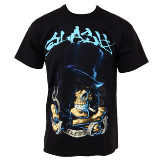 t-shirt metal uomo Guns N' Roses - Smoking Skull - PLASTIC HEAD - PH5991