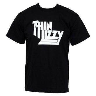 t-shirt metal uomo Thin Lizzy - Classic Logo - PLASTIC HEAD, PLASTIC HEAD, Thin Lizzy