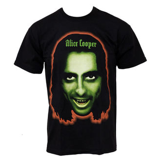 t-shirt metal uomo Alice Cooper - Goes To Hell Face - PLASTIC HEAD, PLASTIC HEAD, Alice Cooper