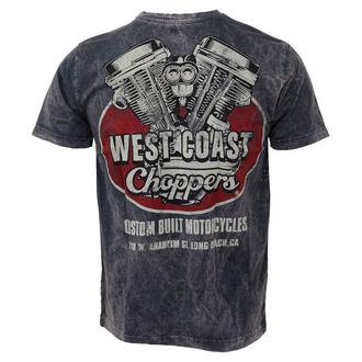 t-shirt uomo - - West Coast Choppers, West Coast Choppers