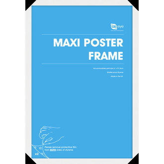 telperio per poster (61x91,5 cm) - White - GB Posters, GB posters