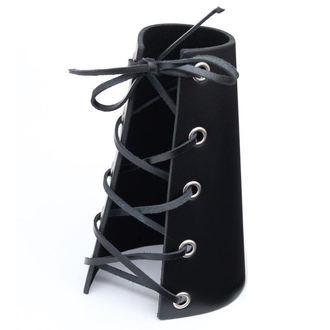 bracciale 7, BLACK & METAL