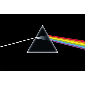 poster Pink Floyd - Buio Side Of The Moon - GB Posters, GB posters, Pink Floyd