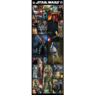 poster Star Wars - Compilazione - GB Posters, GB posters