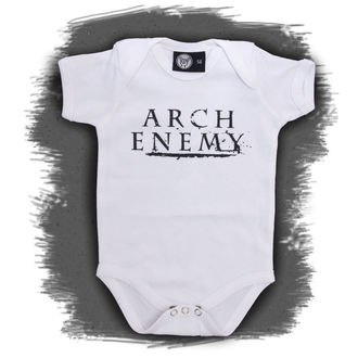 corpo bambino Arch Enemy - Logo - White - Metal-Kids, Metal-Kids, Arch Enemy