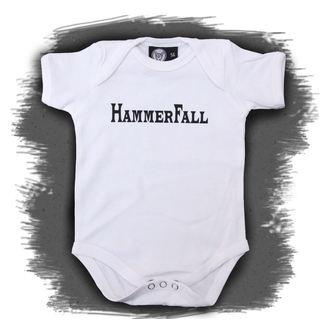 corpo bambino Hammerfall - Logo - White - Metal-Kids, Metal-Kids, Hammerfall