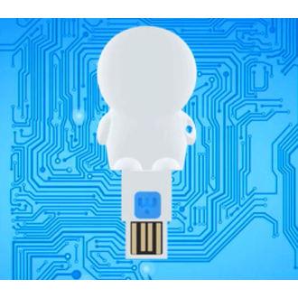 USB lettore micro SD carte (flash disco) - STAR WARS - Yoda, NNM