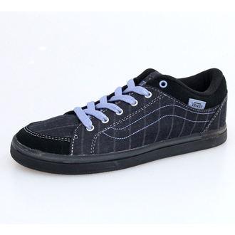 scarpe da ginnastica basse donna - VANS - BLACK-GREY, VANS