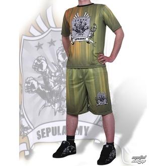 maglia e pantaloncini Sepultura 'Sepularmy 1', NNM, Sepultura