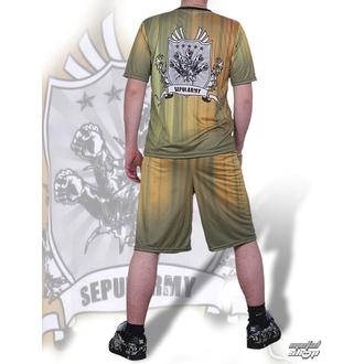 maglia e pantaloncini Sepultura 'Sepularmy 1', Sepultura