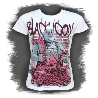 t-shirt hardcore donna - Execution - BLACK ICON, BLACK ICON